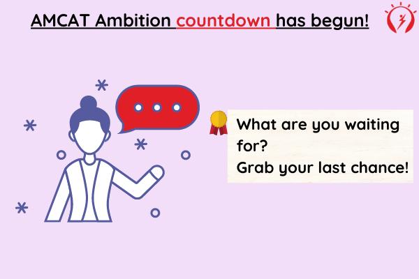 AMCAT Ambition countdown has begun!