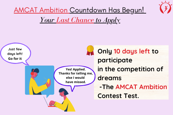 AMCAT Ambition Countdown Has Begun! Your Last Chance to Apply