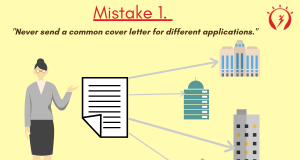 Coverletter Mistake 1