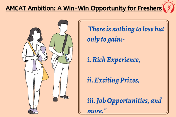 AMCAT Ambition: A Win-Win Opportunity for Freshers