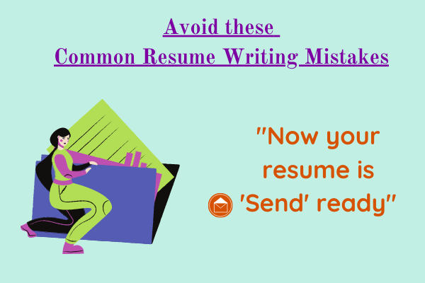 Don'ts While Writing a Good Resume