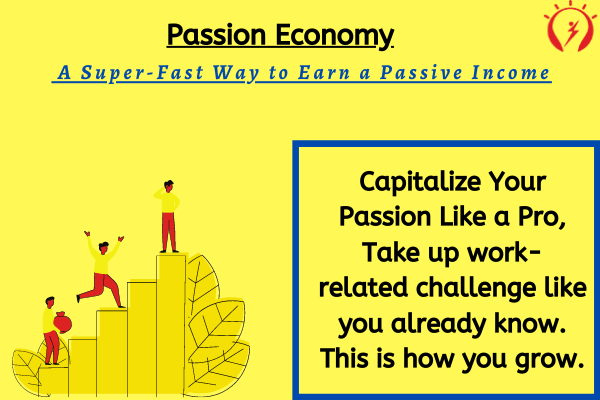 A Super-Fast Way to Earn a Passive Income