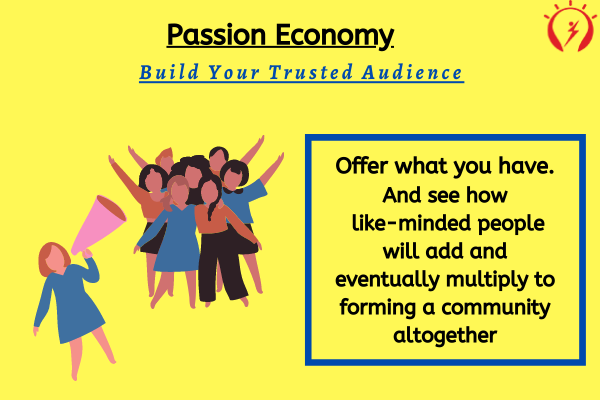 Build Your Trusted Audience