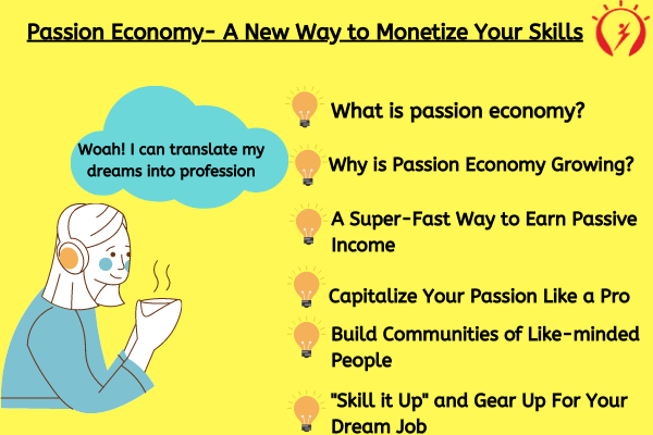 Passion Economy- A New Way to Monetize Your Skills