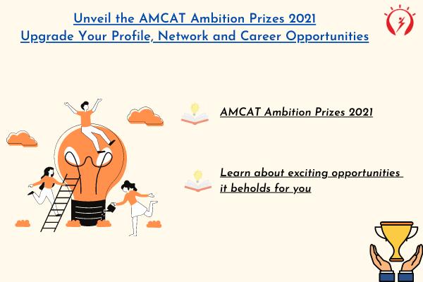 AMCAT Ambition Prizes 2021