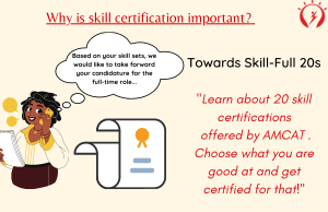 Why is skill certification important?