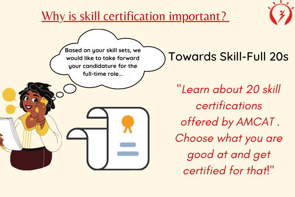 Upgrade Your Profile With AMCAT Skill Certification