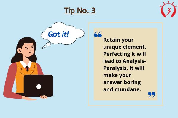 Tip No. 3