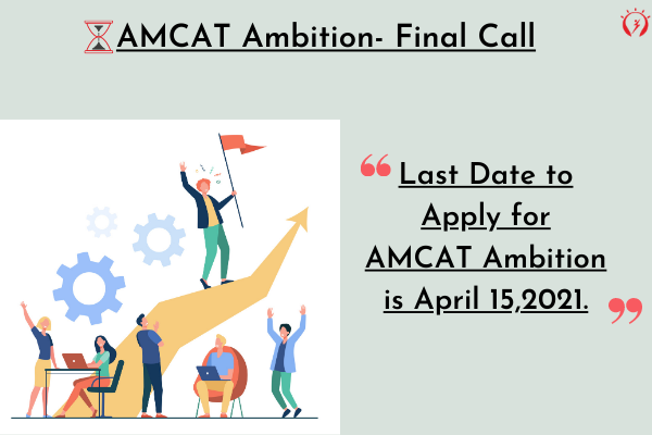 AMCAT Ambition- Final Call