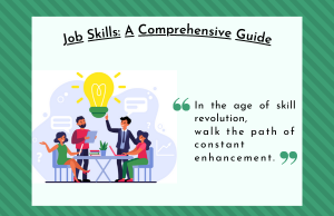 Job Skills: A Comprehensive Guide