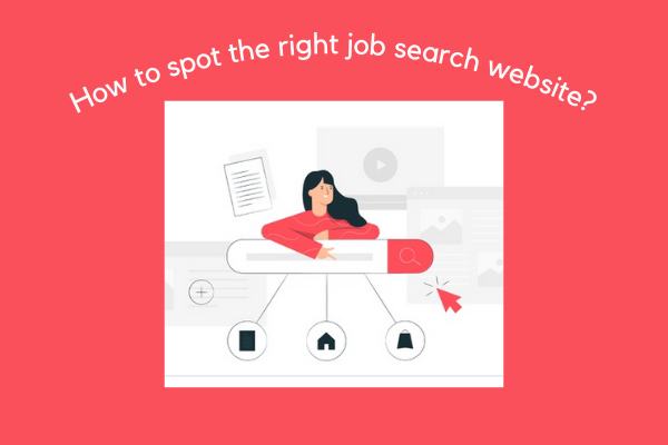 How to recognize the best job search website?