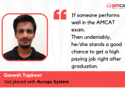 On Becoming a Software Engineer through AMCAT Exam